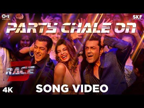 Party Chale On Song Video - Race 3 - Salman Khan - Mika Singh, Iulia Vantur - Vicky-Hardik