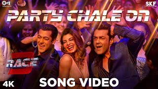 Party Chale On – Mika Singh – Race 3 Video HD
