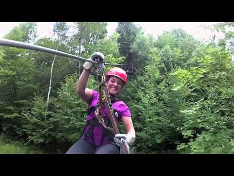 GoPro Gadget Zipline!