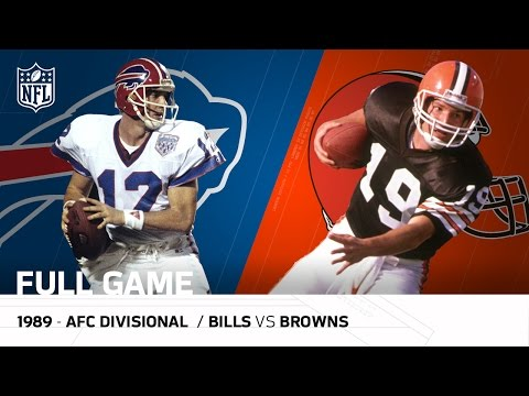 Buffalo Bills vs Cleveland Browns