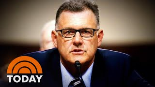 Former USA Gymnastics President Steve Penny Arrested | TODAY
