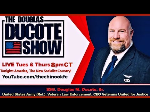 The Douglas Ducote Show Special Edition on DC Chaos!