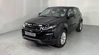 Land Rover Range 2.0 TD4 180ps SE Tech For Sale At Thame Cars
