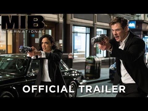 Men In Black: International Trailer (2019)