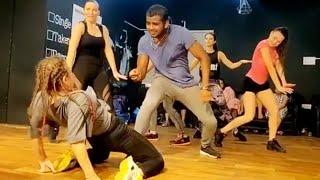 Bigg Boss 3 title winner Rahul Sipligunj dance practice vi..