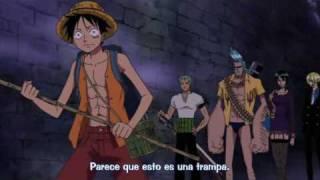 One Piece 341 - Luffy el Encantador de Perros.wmv
