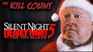 Silent Night, Deadly Night 5: The Toy Maker (1991) KILL COUNT