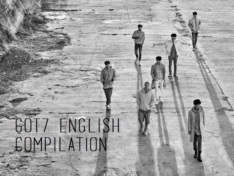 GOT7 ENGLISH COMPILATION