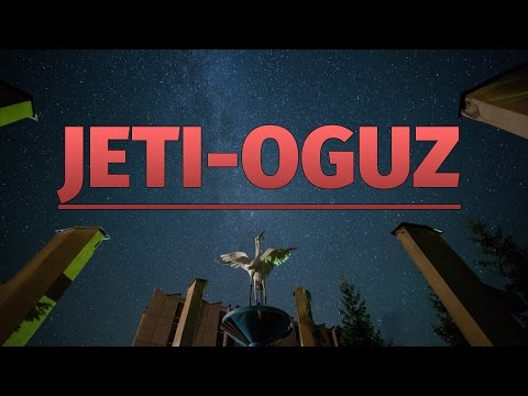 Jeti-Oguz - Seven Cows (Timelapse)