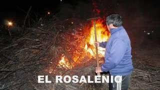 Otra edición de la Fogata San Pedro y San Pablo