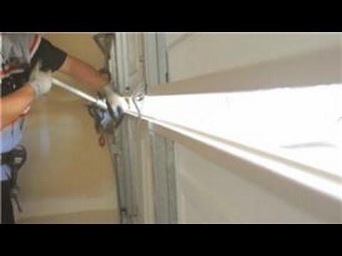 Garage Door Help How To Replace A Single Garage Door