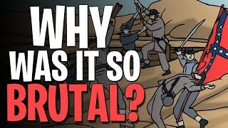 What Made The American Civil War so Deadly? | Animated History