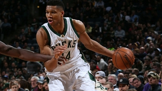 Giannis Antetokounmpo Career High 41 Points | 02.10.17