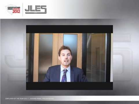 JLES Employer of the Year Video