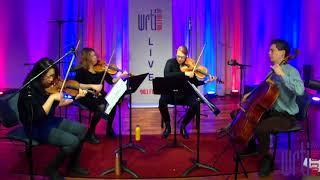 Live from the WRTI Performance Studio: Daedalus Quartet plays Beethoven's String Quartet Op. 131
