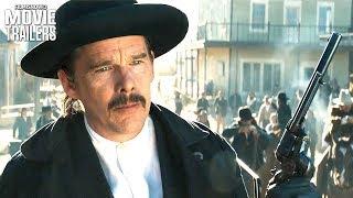 THE KID Trailer (Western 2019) - Chris Pratt, Ethan Hawke Movie