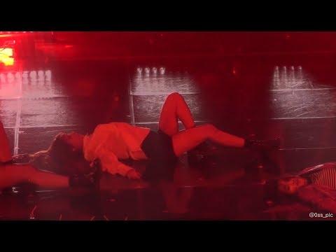 [직캠]180325 우쭈파티 - WELCOME TO WJSN 우주소녀 보나 댄스커버(Beyoncé - Blow & Ring The Alarm)