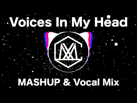 Voices In My Head  ( iamSHUM Mashup & Vocal Mix )