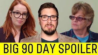 Big Spoiler & Drama with Colt, Debbie, & Jess on 90 Day Fiance.