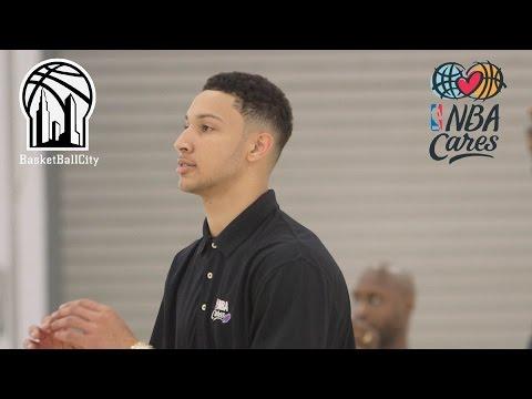 Jr. NBA Skills Challenge & NBA Cares Draft Event
