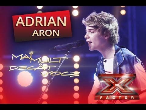 """Baixar Passenger - """"Let her go"""". Interpretarea lui Adrian Aron la X Factor"""