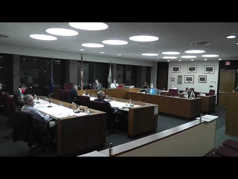 Clinton County Legislature Meeting  12-22-20