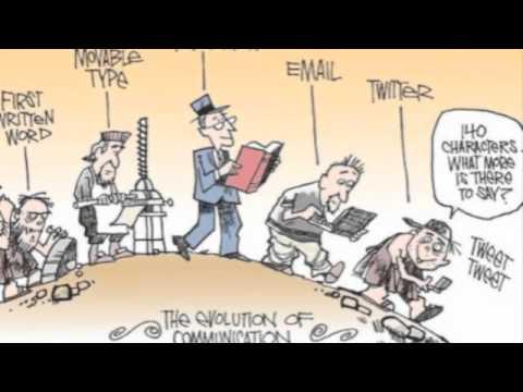 A Social Media Cartoon Break