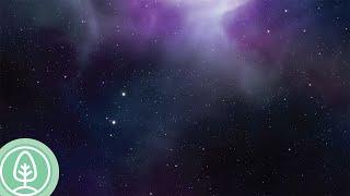 Inspirational Music, Meditation Music, Study Music, Sleep Music - Infinite Purple Nebula