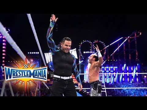 The Hardy Boyz de retour à WrestleMania 33