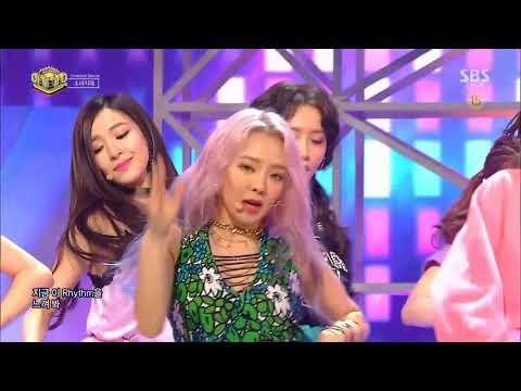 Girls' Generation (소녀시대) - Holiday (홀리데이) Comeback Week Stage Mix 무대모음 교차편집
