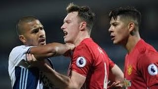 West Brom vs Manchester United 0 2 All Goals & Highlights 17, 11, 2016