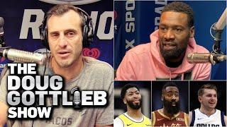 Tony Allen Talks Guarding LeBron James, James Harden & Kobe Bryant - Doug Gottlieb