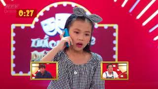 Cô bé Đà Nẵng nhận Trường Giang là bố, Tiến Luật là mẹ | HTV THÁCH THỨC DANH HÀI MÙA 4 | TTDH #10