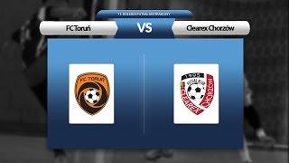 11. kolejka: FC Toruń - Clearex Chorzów (skrót)