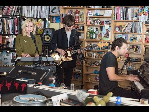 Lo Moon: NPR Music Tiny Desk Concert