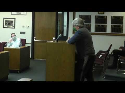 Clinton County Legislature Meeting 1-5-21