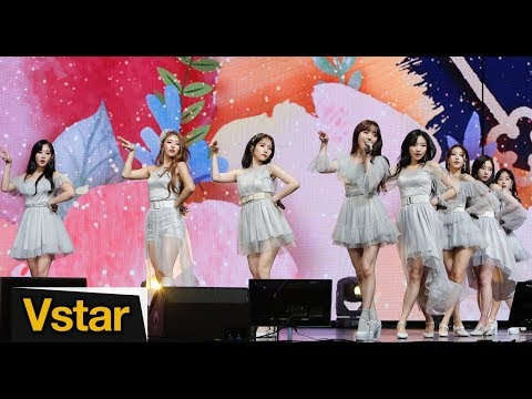"러블리즈(Lovelyz) ""REWIND"" @ Lovelyz 5th Mini SANCTUARY Showcase"