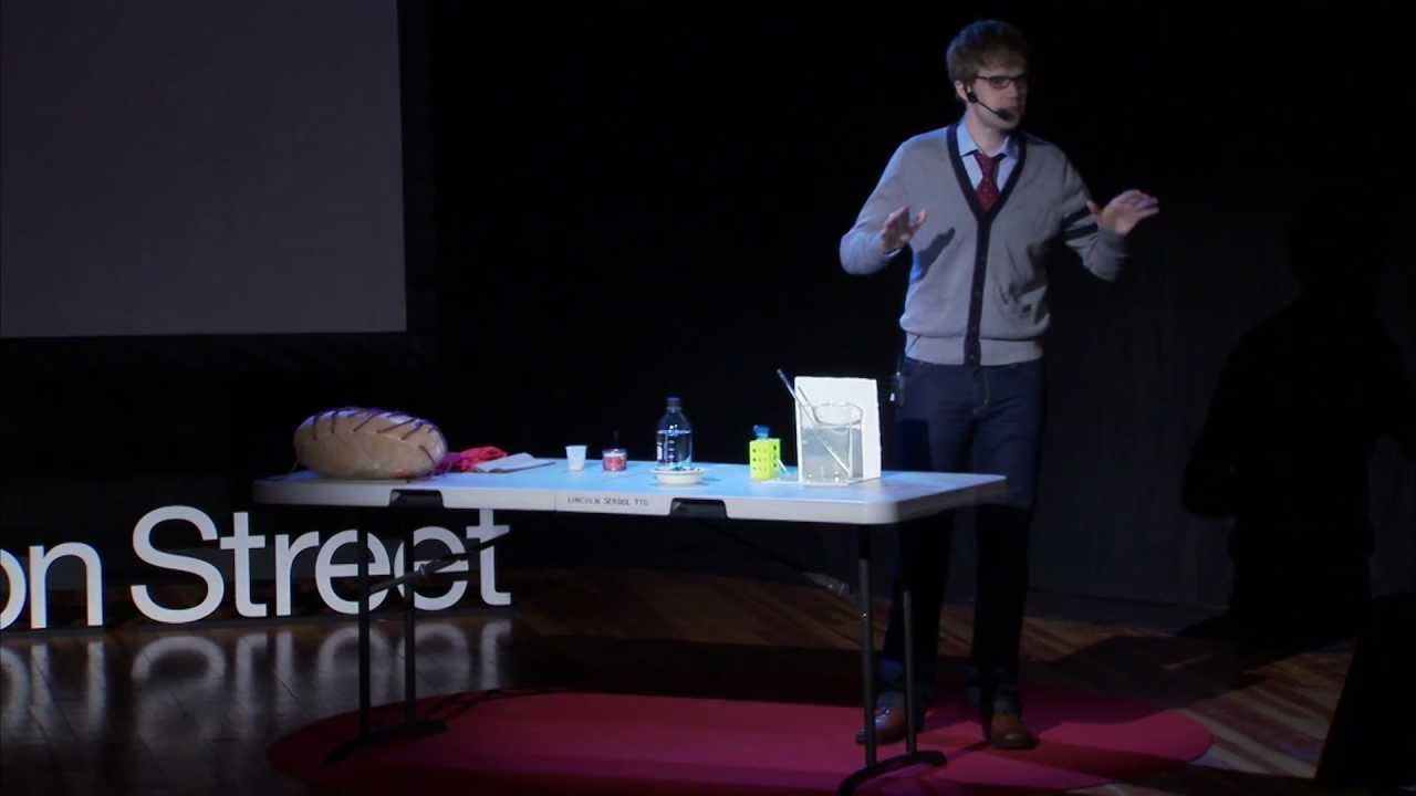 Science should be a story: Tyler DeWitt at TEDxYouth@BeaconStreet