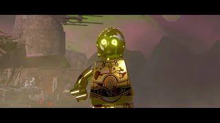 Lego star wars le réveil de la force disponible sur ps4 :  bande-annonce
