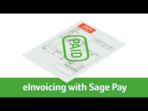 Invoice Payments with Sage Pay