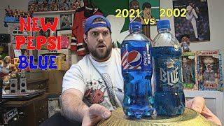 New PEPSI BLUE Taste Test (Does It Taste The Same 19 Years Later??) | L.A. BEAST