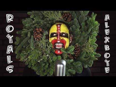 Baixar Lorde - Royals (African Tribal Masquerade Cover) Alex Boye'