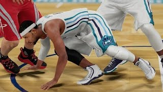 NBA 2K16 PS4 My Career - 2 Ankle Victims!