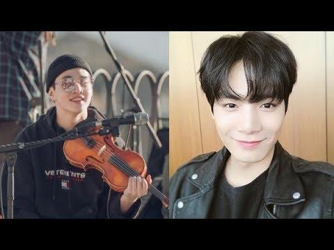 """[영상] """"이런 랜선남친 어때요?"""" 인간 비타민 역할 톡톡… 뉴이스트W 김종현·헨리"""