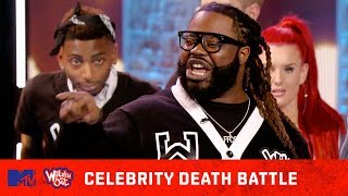 Kevin Durant's Got Words for Russell Westbrook 😂 Wild 'N Out | #CelebrityDeathMatch