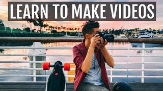 How to be a DAILY VLOGGER in 2019 (w/ Alex Gasaway)