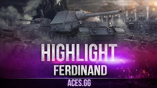 Доктор Порше в деле! Ferdinand