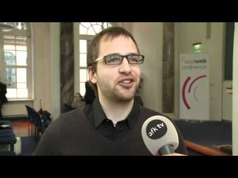Interview: Benedikt Schaumann im Rahmen der Local Web Conference 2012