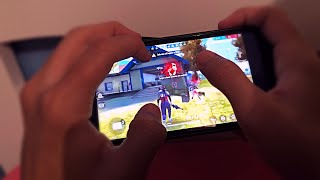Shotgun God Handcam 2 🔥 iPhone 8 Plus   Free Fire Highlights 🇧🇷