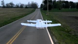 Quad Tilt rotor VTOL official music video!!!